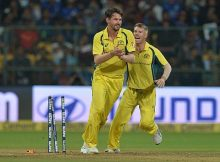 Kane Richardson and David Warner played key roles in Australia first win against India in the one day series