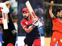 Top 3 Players to watch out for Royal Challengers Bangalore