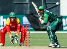 Zimbabwe tour to Pakistan 2020, Zimbabwe tour to Pakistan 2020-Schedule