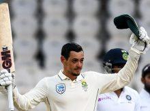 Sri Lanka tour to South Africa 2020-21 series, Sri Lanka, South Africa,Quinton de Kock, Dimuth Karunaratne